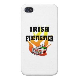 Irish Firemen iPhone 4 Cover