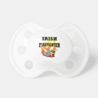 Irish Firemen Pacifier