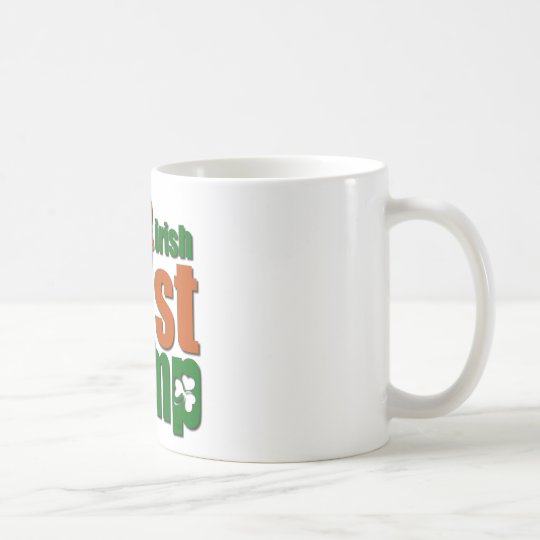 IRISH FIST PUMP II COFFEE MUG