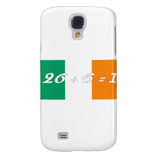 Irish Flag 26+6 2 Galaxy S4 Cases