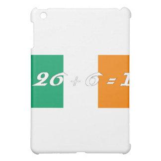 Irish Flag 26+6 2 iPad Mini Cover
