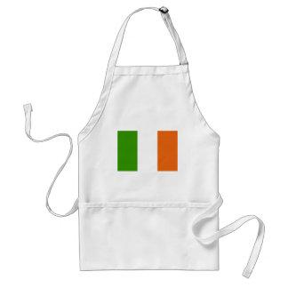 Irish Flag Adult Apron