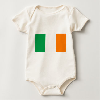 IRISH FLAG BABY BODYSUIT