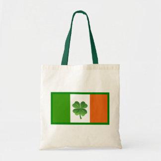 Irish flag bag
