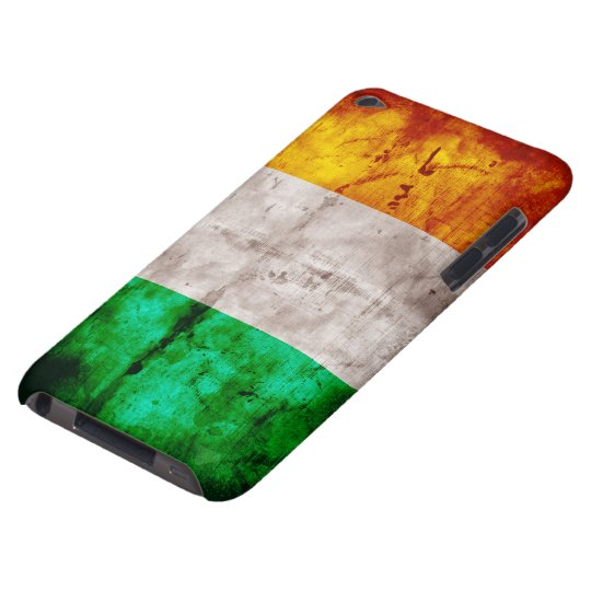 Irish Flag Barely There iPod Cover