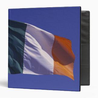 Irish flag binder