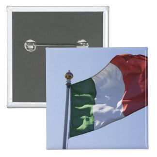 Irish Flag 2 Inch Square Button