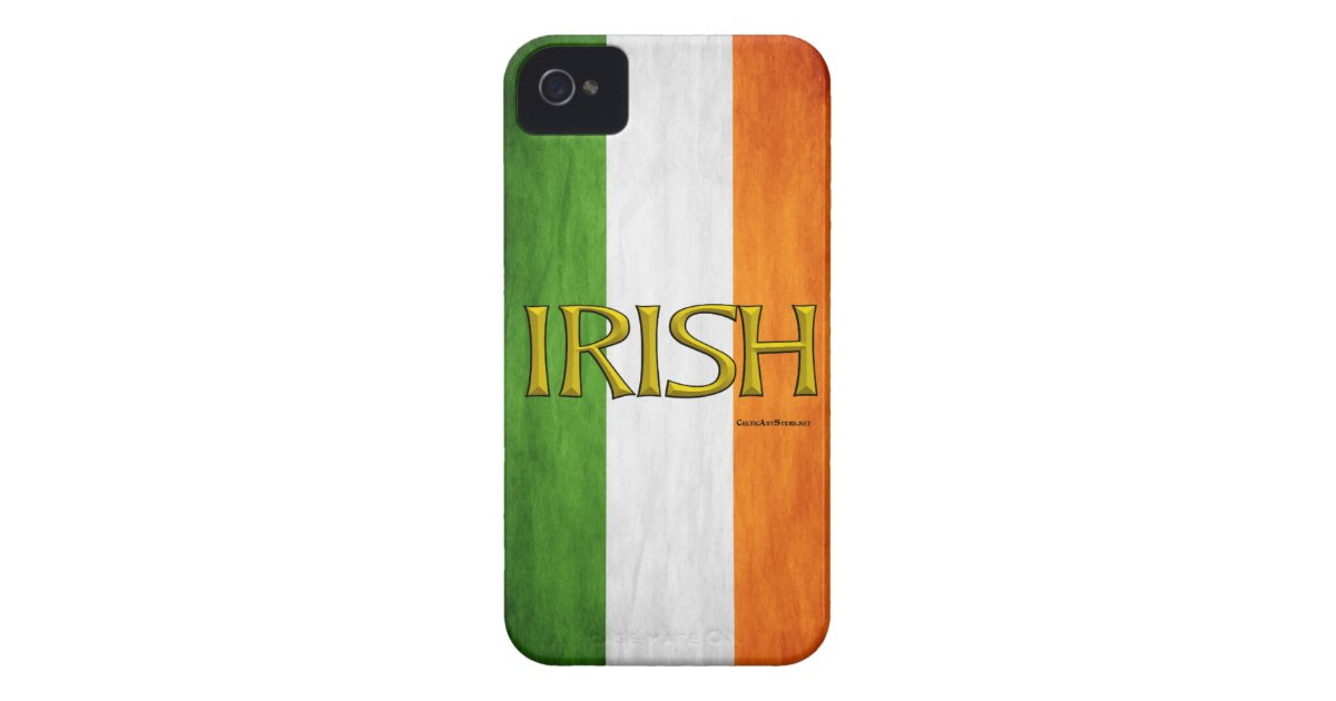 Case Design irish flag phone case : Irish Flag Collage iPhone 4 Case : Zazzle