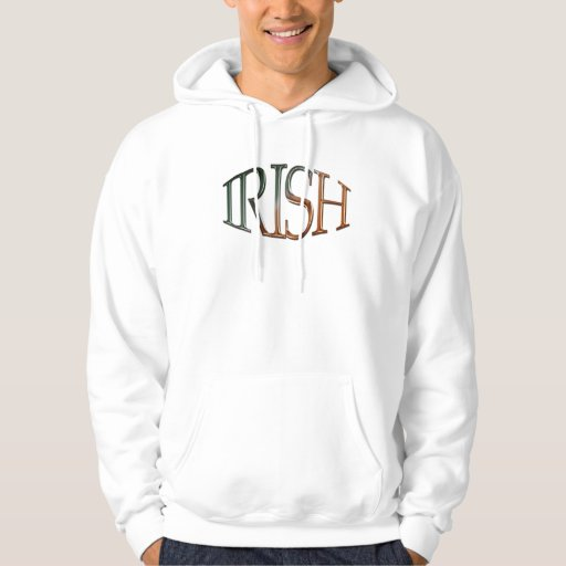 IRISH FLAG Coours Hoodie Collection