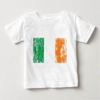 Irish Flag Drinking Team Baby T-Shirt