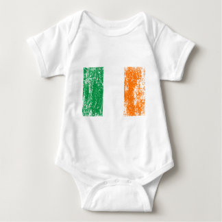 Irish Flag Drinking Team Infant Creeper