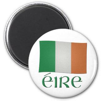 Irish Flag - éire Magnet