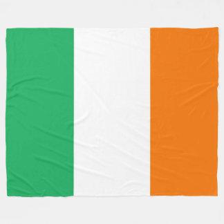 IRISH FLAG FLEECE BLANKET
