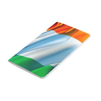 Irish flag for Pocket-Journal Journal