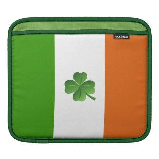 Irish flag ipad sleeve