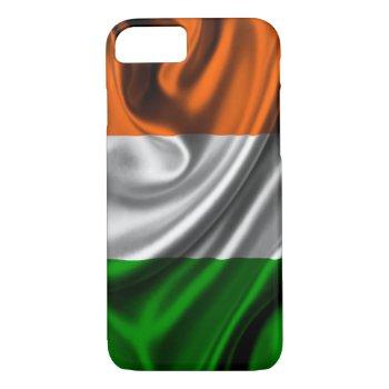 Irish Flag iPhone 7 Case