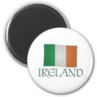 Irish Flag -- Ireland Magnet
