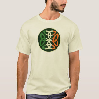 Irish Flag Knot T-Shirt