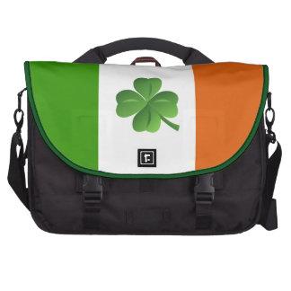Irish flag laptop cummuter bag commuter bag