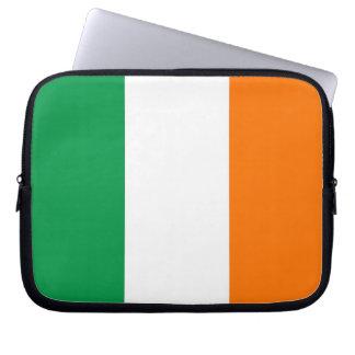 Irish Flag Laptop Sleeve