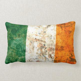 Irish Flag Lumbar Pillow