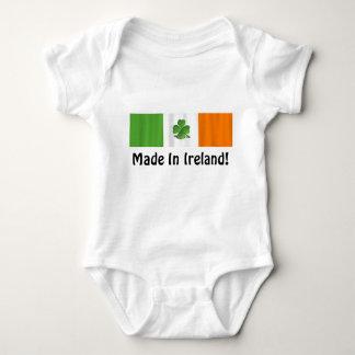 Irish Flag 'Made In Ireland' T Shirt
