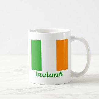 Irish Flag Coffee Mug
