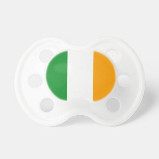 Irish Flag Pacifier