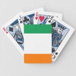 Irish Flag Playing Cards