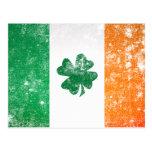 Irish Flag Post Cards