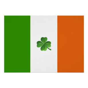 c11503f731d2 Irish Flag Posters   Photo Prints