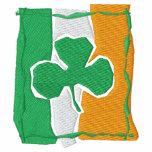 Irish Flag Shamrock Jacket
