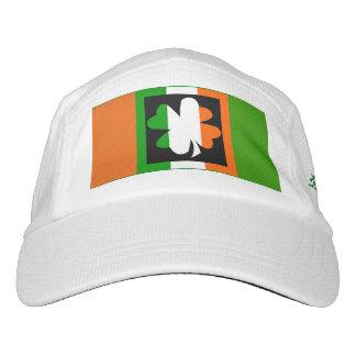 Irish Flag Shamrock Personalized Hat