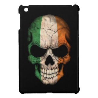 Irish Flag Skull