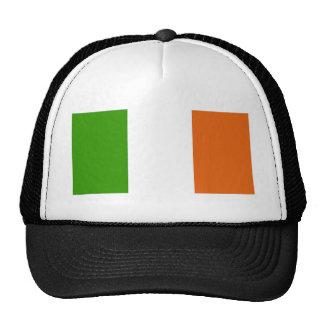 Irish flag templates hats