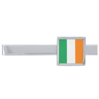 Irish flag tie clip | Ireland pride symbol