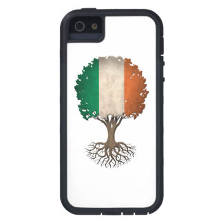 Irish Flag Tree of Life Customizable iPhone 5 Cases