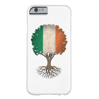 Irish Flag Tree of Life Customizable Barely There iPhone 6 Case