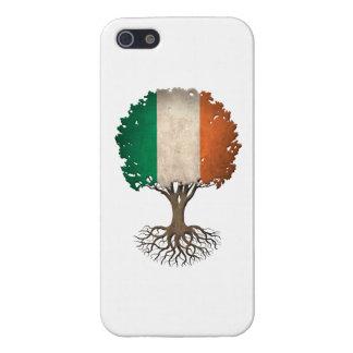 Irish Flag Tree of Life Customizable iPhone 5 Case