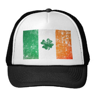 Irish Flag Trucker Hat