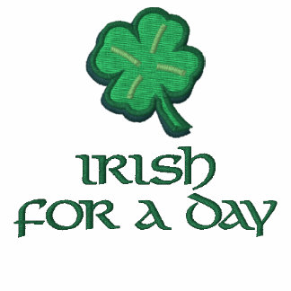 Irish for a Day Embroidered Polo Shirt
