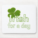 Irish for a day mouse pad