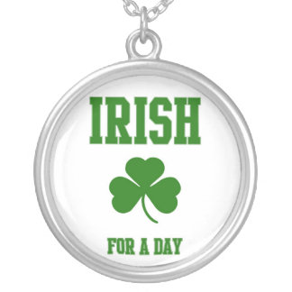IRISH For a Day Necklace