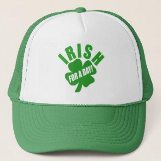 Irish For A Day! Trucker Hat