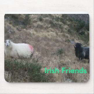 Irish Friends Mouse Pad