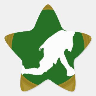 Irish Gaelic Handball.png Star Sticker