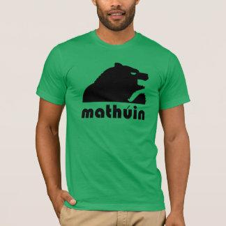 Irish Gaelic (Mathúin) Bear T-Shirt