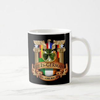 Irish German All-American Coffee Mug