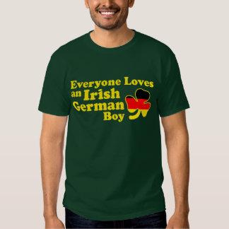 Irish German Boy Dresses