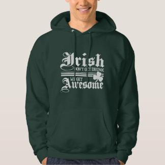 Irish Get Awesome!!! Hoodie